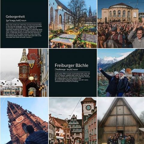 Our #top9of2019   It has been a year full of beautiful and unforgettable moments with our students here in #freiburg ☺️ #iesabroad #iesabroadfreiburg #studyabroad #studentslife #freiburgliebe