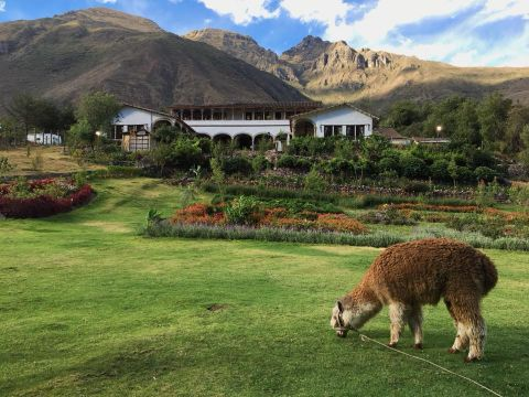 Sacred Valley of Cuzco