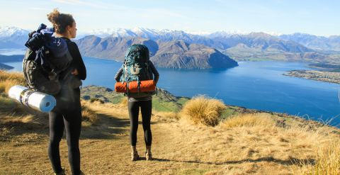 ideal gifts for study abroad students include backpacking gear for the adventurous student