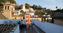 view of Center roof terrace