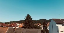 Missing my Freiburg Apartment View