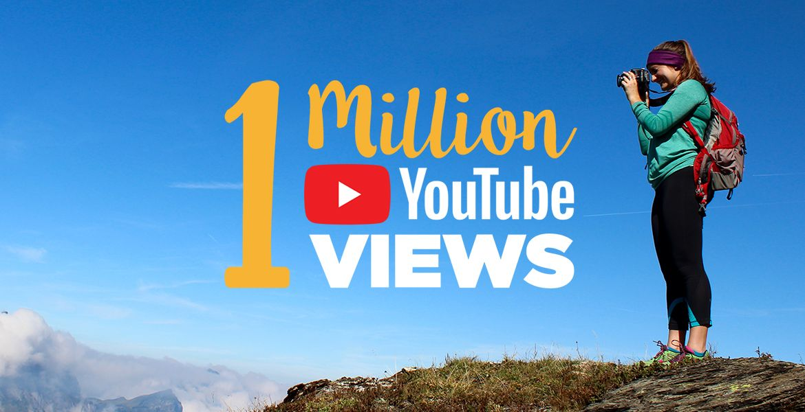 Our YouTube Channel Just Hit 1 Million Views! | IES Abroad