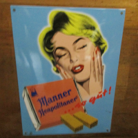 Old Manner Advertisement
