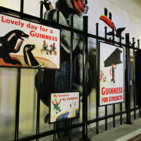 Old Guinness Advertisements