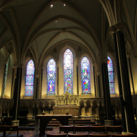Saint Patrick's Cathedral Stained Glass Windows
