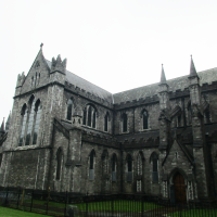 Saint Patrick's Cathedral Exterior
