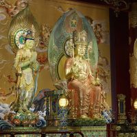 Singapore Tooth Relic Temple