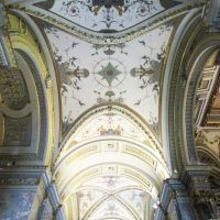 Ceiling Arches in the Kunsthistorisches Museum.