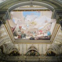 Ceiling of the Kunsthistorisches Museum.