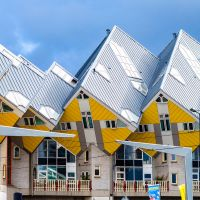 The Rotterdam Cube Houses