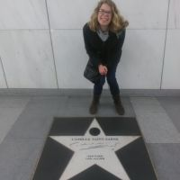 They have stars in the main subway station for famous composers. Ironic that Saint-Saens and Debussy were both French.