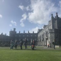 An afternoon at Kilkenny Castle