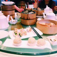 Dim sum with the fam