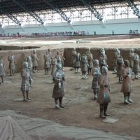 Terracotta Warriors Wrapped Up