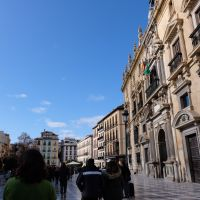 View from Plaza Nueva