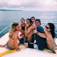 The best classes happen on a boat