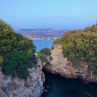 Swimming Hole in Sorrento