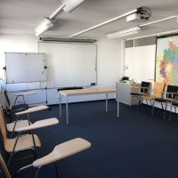 IES Abroad Freiburg Center Classroom