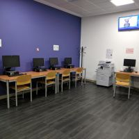 Computer Room at IES Abroad Barcelona Center