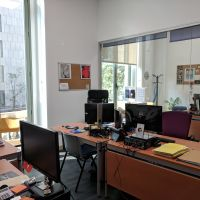 Staff Desks at IES Abroad Center