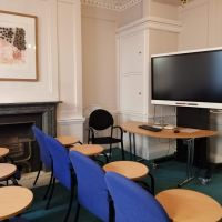 small classroom in London Center