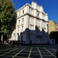 exterior of IES Abroad London Center in Bloomsbury, London