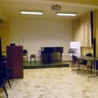 Milan Center Music Room