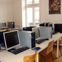 Nantes Center Computer Lab