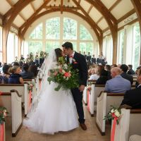 Wedding Ceremony Married June 25th, 2017 in Houston, Texas