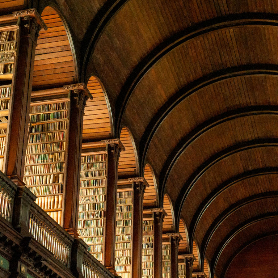 Library in Dublin